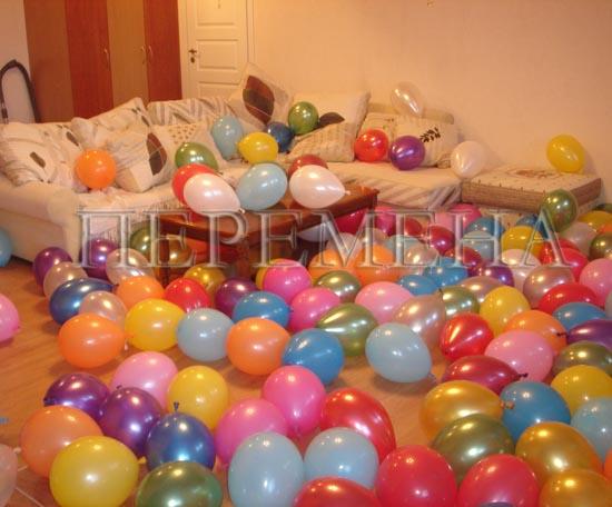 Как украсить комнату к дню рождения мамы